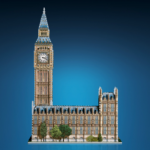 Wrebbit 3D puzzle - Big Ben