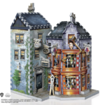 Wrebbit 3D puzzle - Harry Potter - Weasley Varázsvicc Bolt és Reggeli Próféta