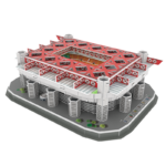 Nanostad 3D puzzle - San Siro ( Giuseppe Meazza ) Stadion - Milánó - Inter és AC Milan