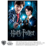 Wrebbit puzzle - Harry Potter poszter puzzle