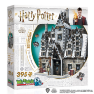Wrebbit 3D puzzle - Harry Potter - Roxmorts-i Három Seprű kocsma
