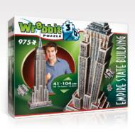 Wrebbit 3D puzzle - Empire State Building