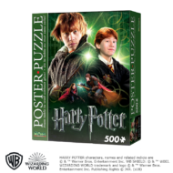 Wrebbit puzzle - Ron Weasley poster puzzle